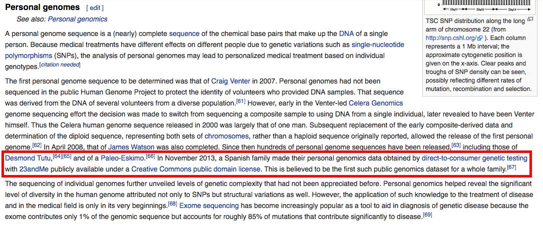 humangenomewikipedia